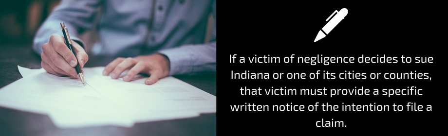 Suing The Government In Indiana